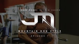 Mountain Dog Lifestyle with John Meadows Part 1 - Early Influences, Family & the Bodybuilding Life