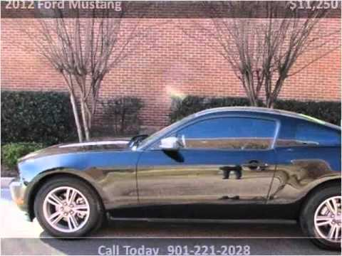 2012 ford mustang used cars olive branch ms - youtube