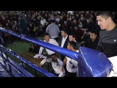 MMA UFC Jangchilari O'zbekiston Va Qirg'iston Bo'z Tumanida