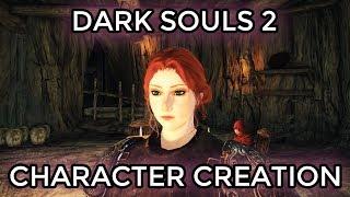 DARK SOULS 2 - CHARACTER CREATION (FEMALE) | SO BEAUTY ^_^