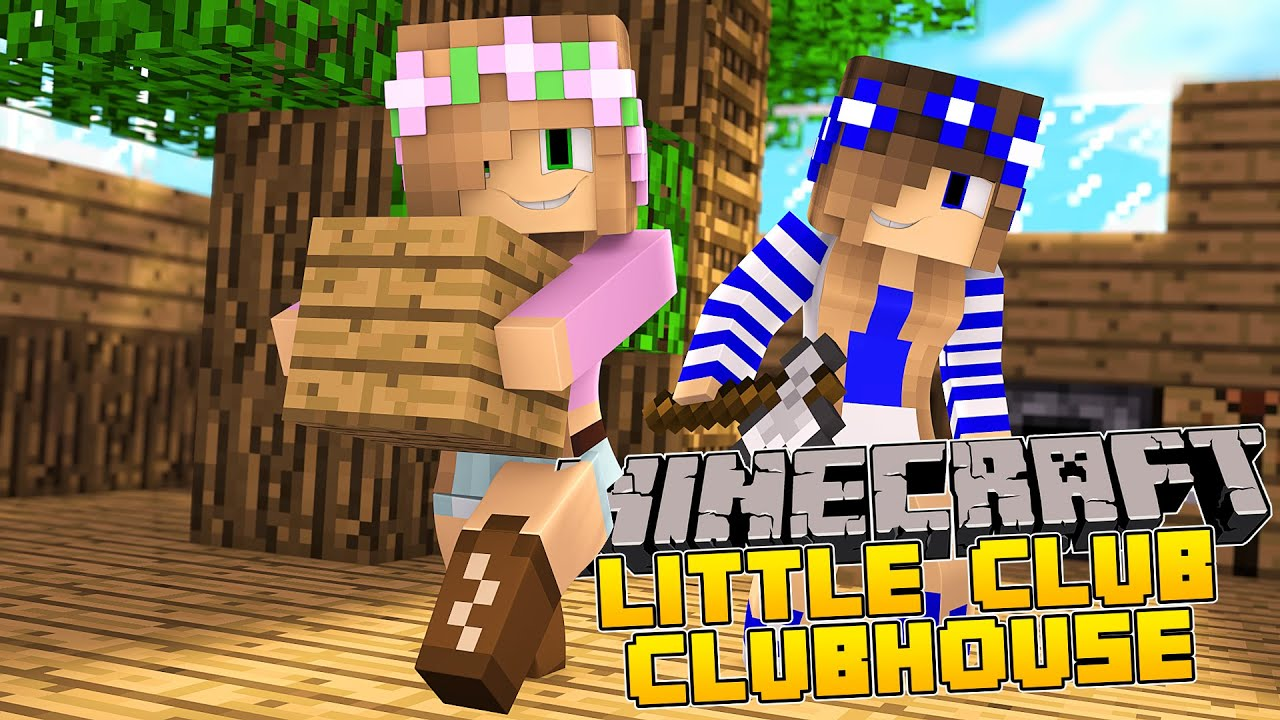 Minecraft little kelly adventures the little club - The little club ...