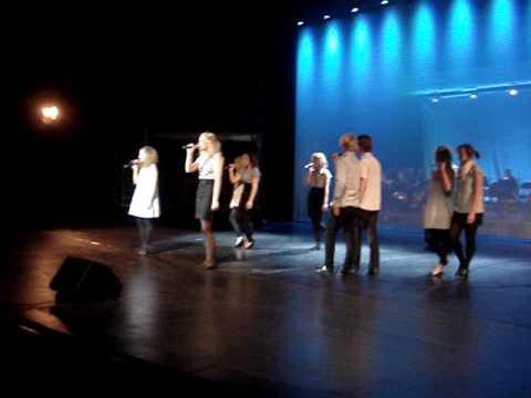 Risbergskas vårkonsert 2009 - Little Bird