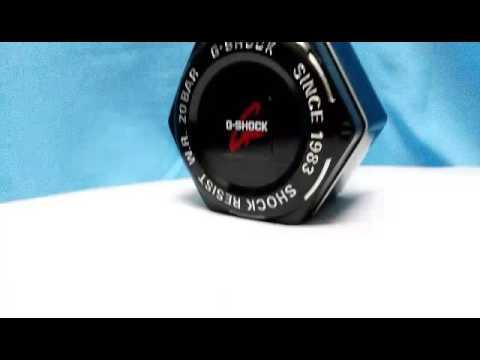 (My New watch)G-Shock watch GW-A1100 ADWR 2016
