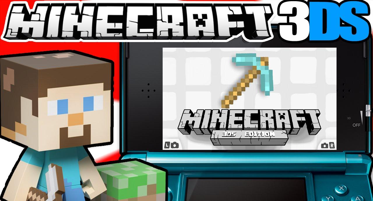 Minecraft Para Nintendo 3ds Guia Completa Proyecto Exitoso 2018