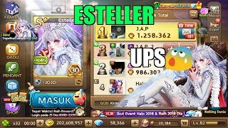 Strategi Estelle 3x Win In Platinum