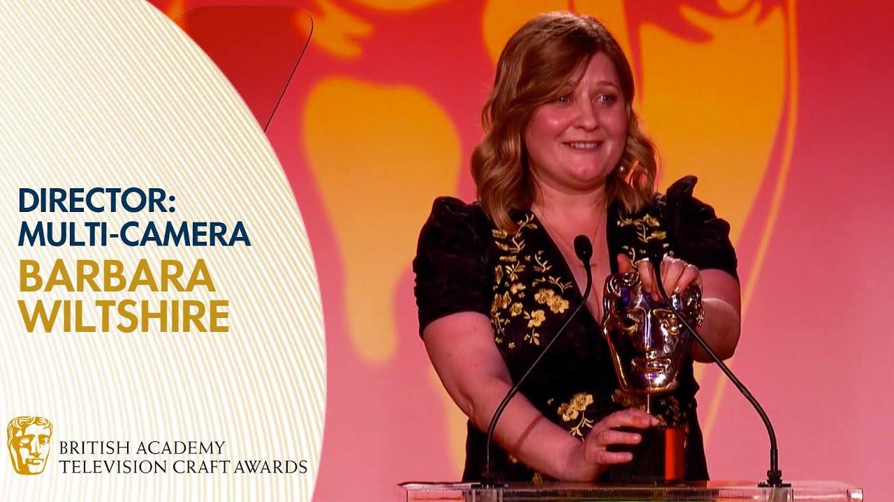 Download Barbara Wiltshire Wins Director: Multi-Camera   BAFTA TV Craft Awards 2019