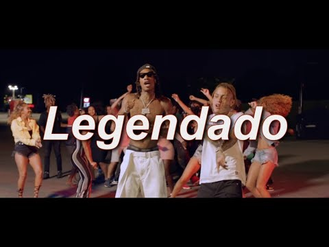 Wiz Khalifa - Fr Fr ft  Lil Skies (legendado)
