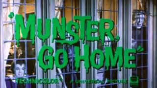 Munster, Go Home! full theatrical trailer
