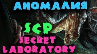СЦП аномалии пытаются уничтожить нас - Новые серваки SCP: Secret Laboratory - Игра за класс D