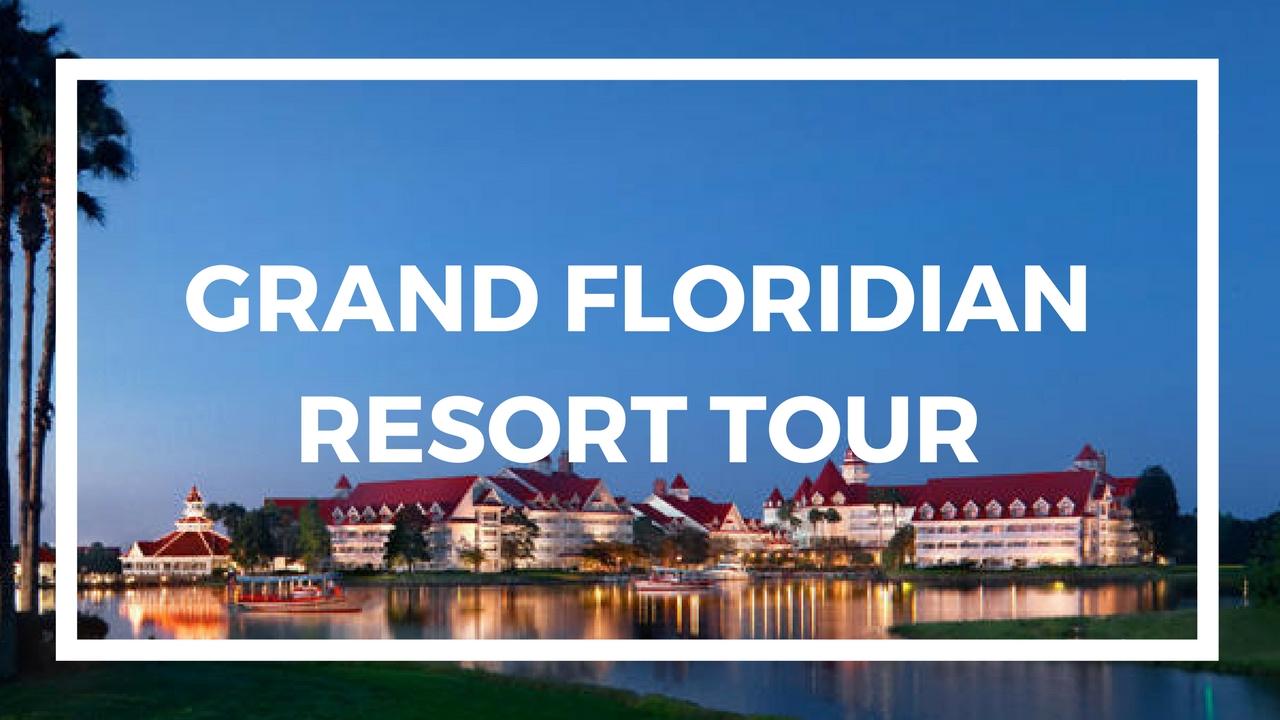 disney 39 s grand floridian resort tour youtube. Black Bedroom Furniture Sets. Home Design Ideas