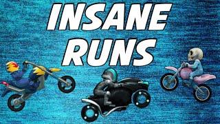 INSANE RUNS by Hayden | ULTRA BIKE, AHOG & GHOST BIKES