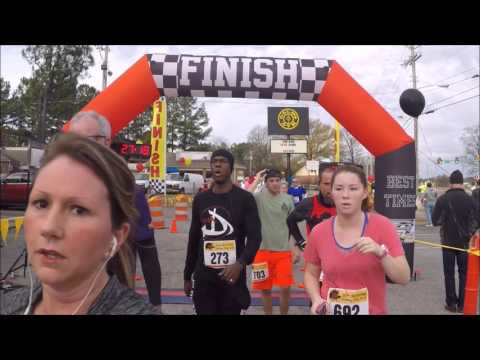 11th Annual Gold's Gym Turkey Day 5K (Jackson TN.)