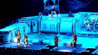 Iron Maiden-Hallowed Be Thy Name(Gallows Pole)-(Montreal 07/07/2010)