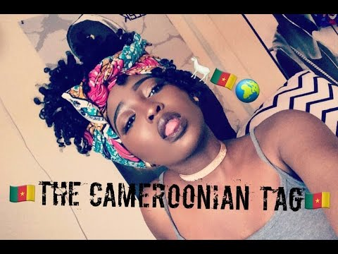 Cameroonian Tag/ African Tag /Ethnicity Tag