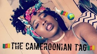 Cameroonian Tag/ African Tag /Ethnicity Tag 2019