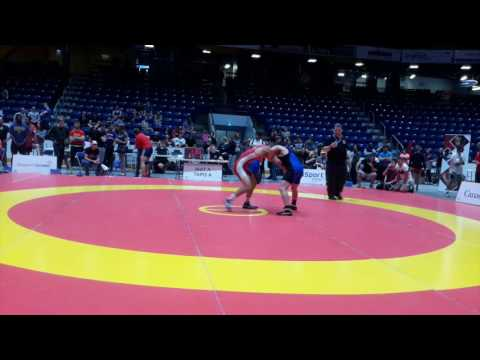 2016 Canada Cup: 65 kg Xander Chaves (CAN) vs. Jeremy Podlog (CAN)
