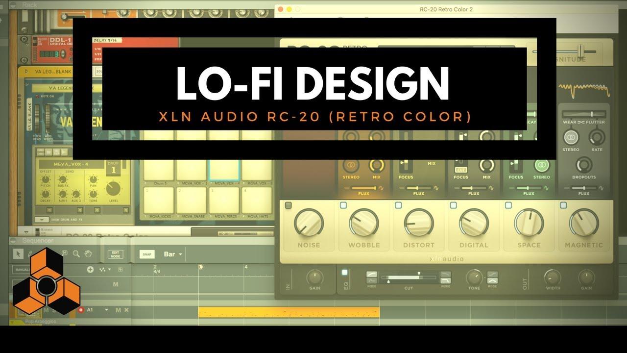 Download RC-20 Retro Color VST for Mac