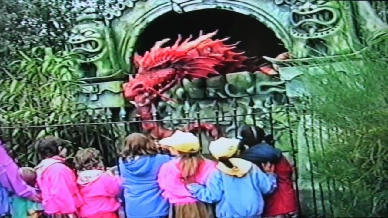 Chessington World of Adventures 1992  YouTube