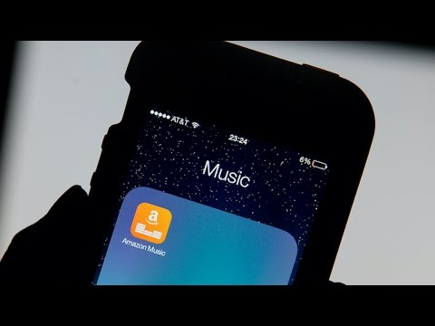 Amazon's Streaming Music Service Is Here