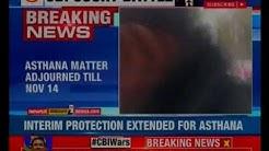 CBI Wars: Rakesh Asthana matter adjourned till November 14