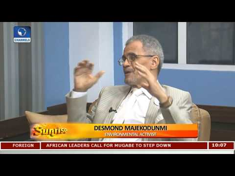 Climate Change: Nigeria's Quick Migration From Fossil Fuel Dependency Key--Experts Pt.2