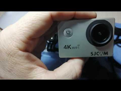 Экшн-камера SJCAM SJ4000 Air с AliExpress.
