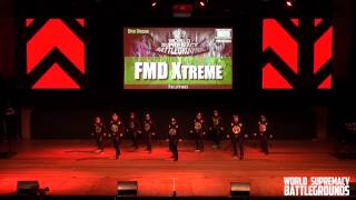FMD XTREME | CHAMPIONS | OPEN DIVISION | WSB 2014