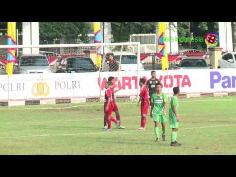 Highlight Liga KG Panasonic U-14 2016/2017 Pekan ke-3 Bagian ke-1