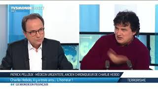 Terrorisme: Charlie Hebdo, il y a trois ans... Hommage avec Patrick Pelloux