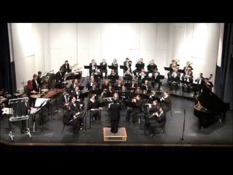 UML Wind Ensemble -- 29APR2013