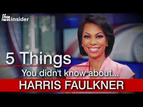 5 Things You Didn't Know About Harris Faulkner