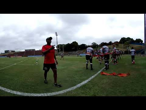 VIRTUAL REALITY 360° VIDEO RUGBY