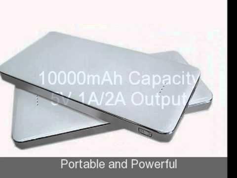 Portable Wireless Power Bank - QI Standard Wireless Charging