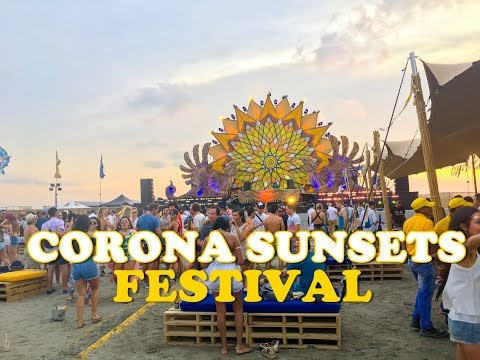Corona Sunsets Festival | Cartagena