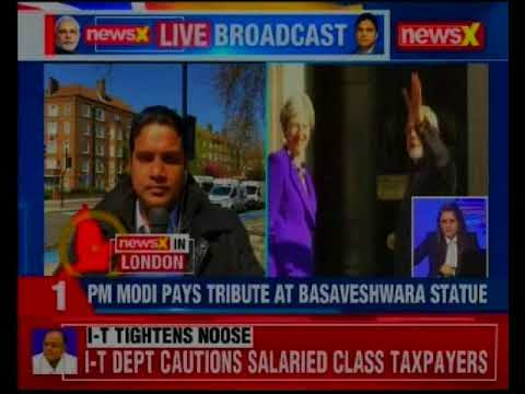 PM Modi in London: India-UK releases joint statement; NewsX brings the ground report from London
