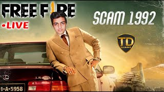 PLAYING FREE FIRE SCAM 1992   TELUGU DOST LIVE