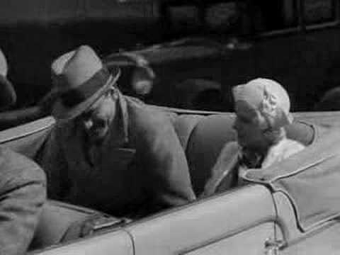 James Cagney meets Jean Harlow