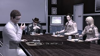 Let's Play Deadly Premonition - S10 P2 - Cooking with Emily and other tales