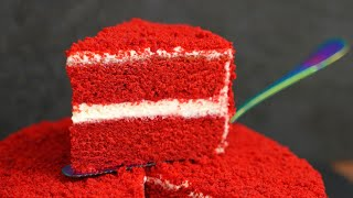 Этот ТОРТ уже давно ПОКОРИЛ весь МИР вкусом и внешним видом Торт Красный Бархат Red Velvet Cake