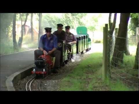 Eastleigh Lakeside Railway -