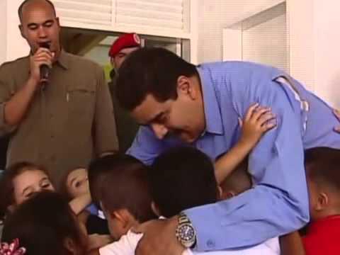 Presidente Maduro desde el Centro Educativo de Ciudad Tiuna, 16/09/14