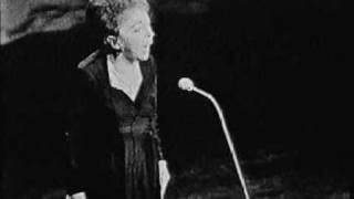 Edith Piaf- Le droit d