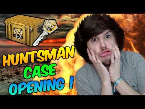 HUNTSMAN CASE OPENING !