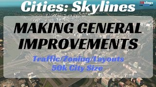 Cities: Skylines - Tips on Making General Improvements