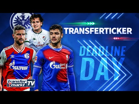 Liverpool will Kabak - Mustafi als Ersatz zu S04? / Frankfurt holt Türkei-Talent | TM-DEADLINE DAY