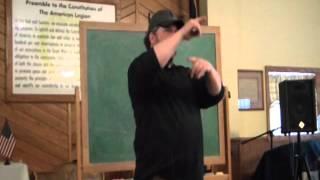 2013 Rendezvous - Ken Tynan Presentation