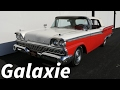 1959 Ford Fairlane Galaxie 500 Convertible || Full Tour & Test Drive
