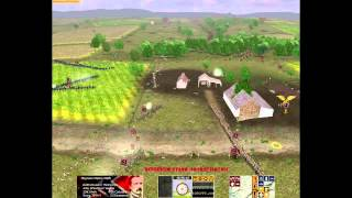 Scourge of War Scenario 4 Attempt 2 - McPherson