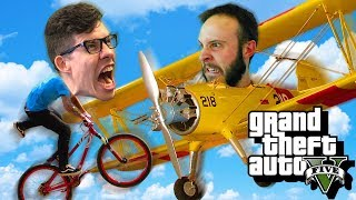 SLEAZY RIDERS - GTA 5 Gameplay