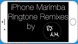 iPhone Marimba Ringtone Remixes